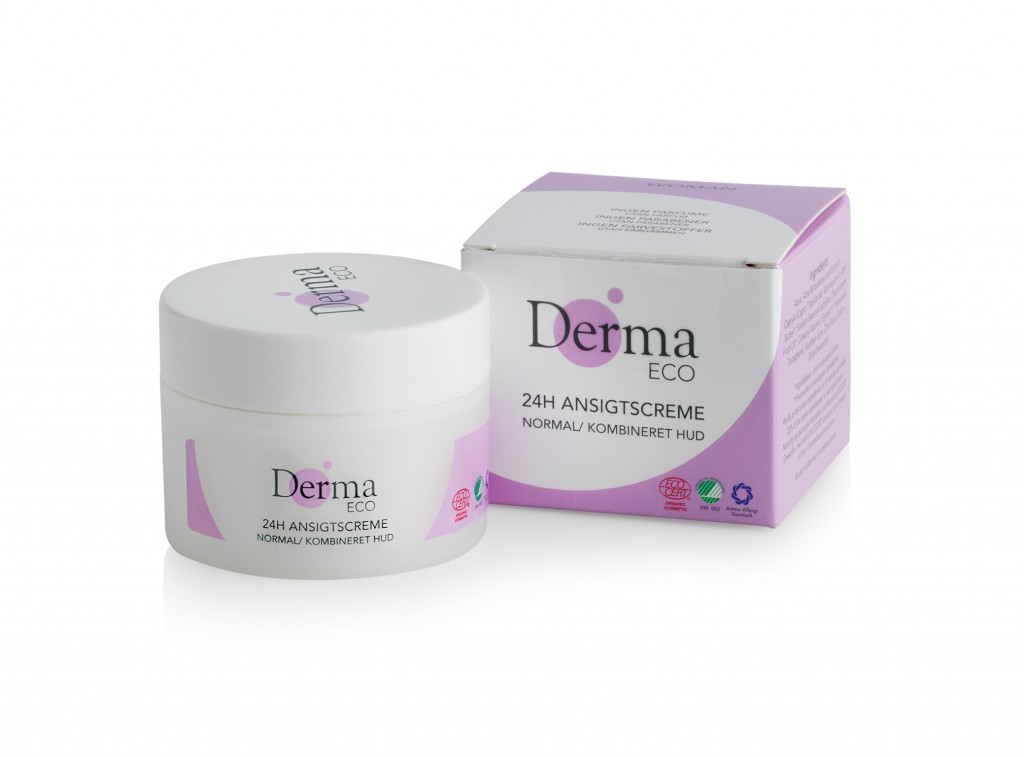 Krem do cery normalnej i mieszanej Derma Eco Woman-2