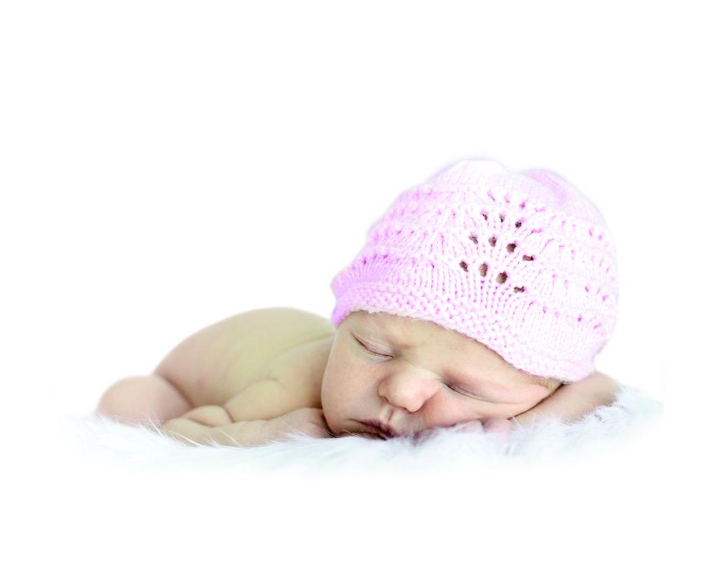 dziecko z chusteczek Cleanic Kindii New Baby Care