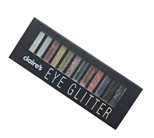 CLAIRES_AW14_Metalic Eyeshadow Palette