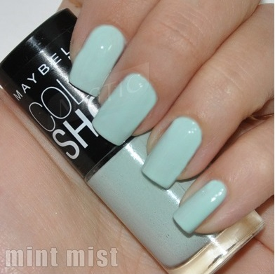 Maybelline Color Show Mint Mist