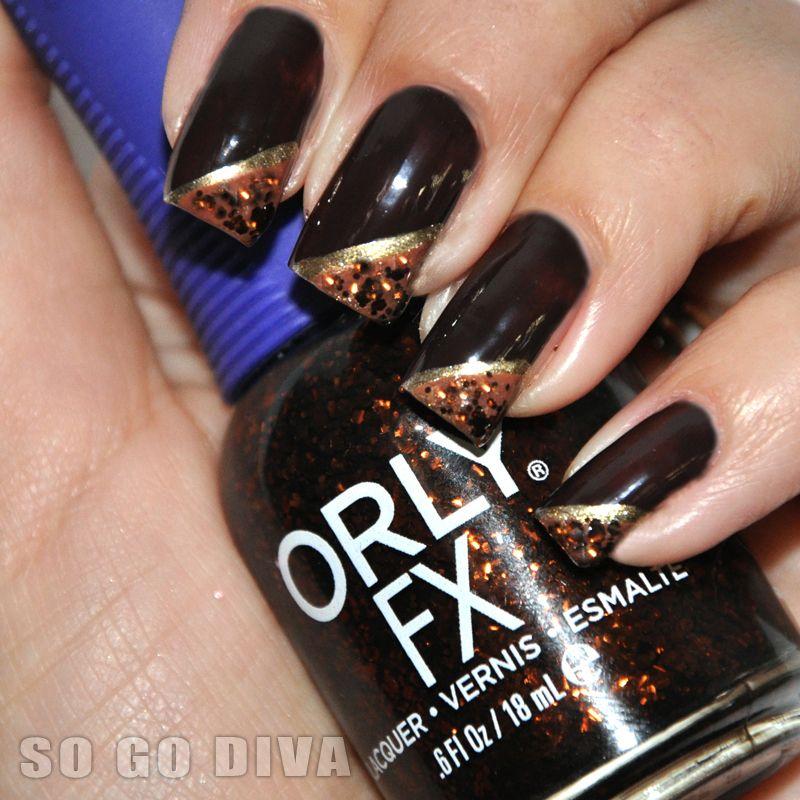 Orly Efekt 3 D So Go Diva