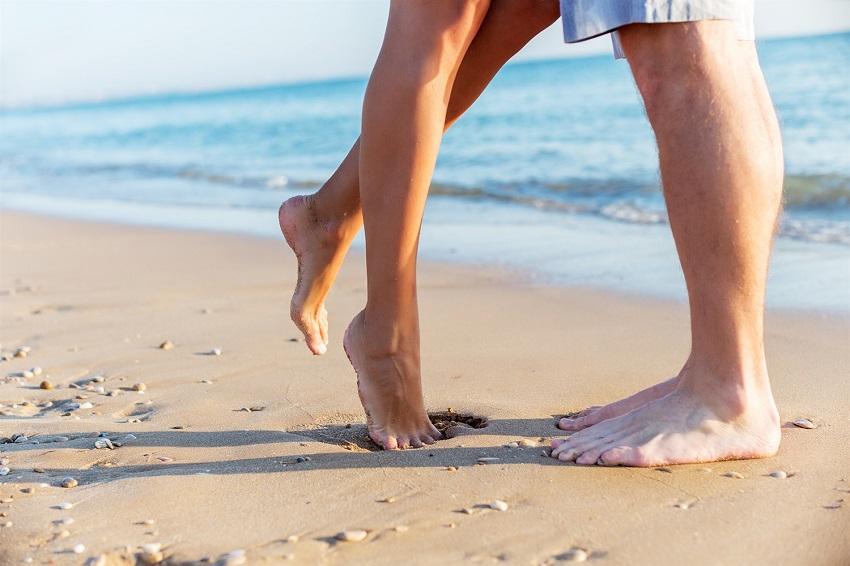 SOS dla stóp na urlopie