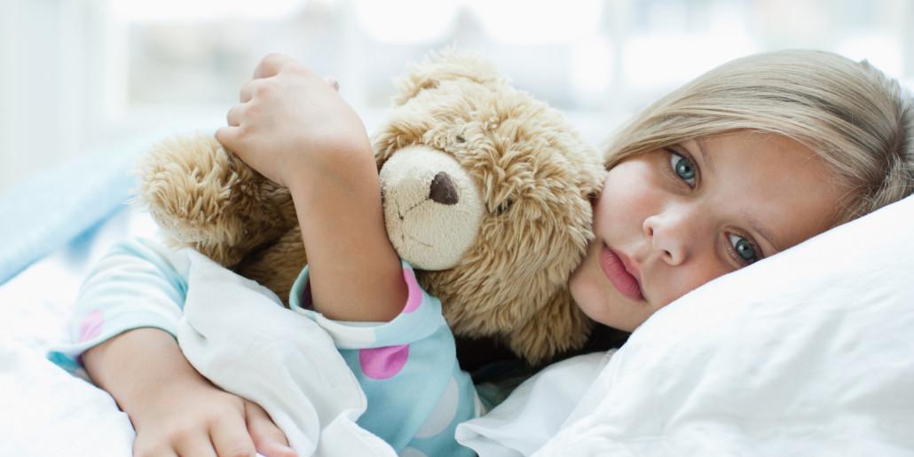 Choroby gardła u dzieci