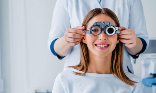 Spersonalizowane okulary wizjocentryczne Yuniku dostępne już w Polsce